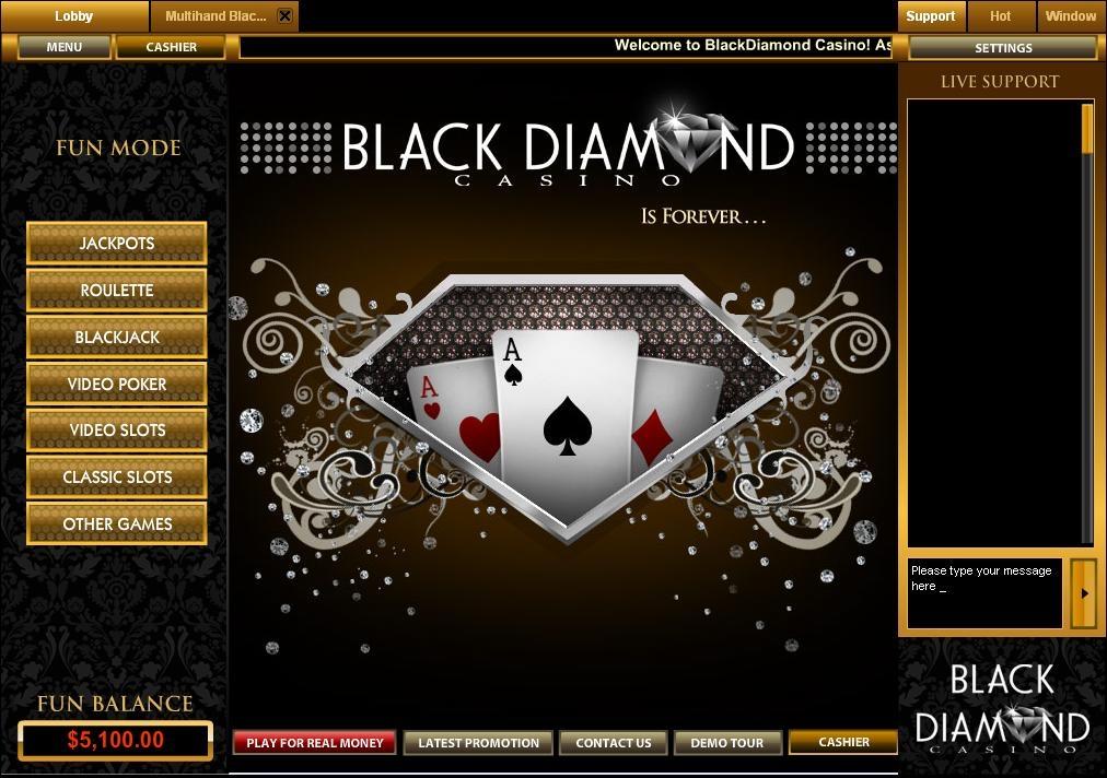 Bluewater Resort And Casino - Center V - Casino